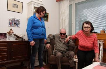 Vanhusten kotihoidossa valinnan mahdollisuuksia