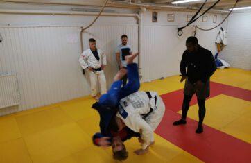 Judokisat käynnistynevät syksyllä Orimattilasta