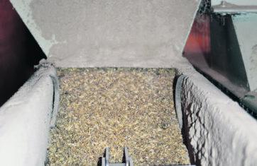 Traktorin lavalta viljasiiloihin